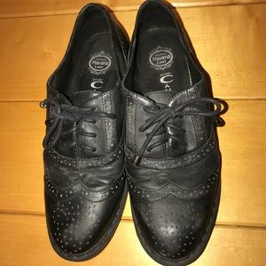 Jeffrey Campbell Handmade Leather Oxfords